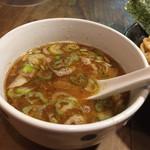 福気 - つけ麺780円