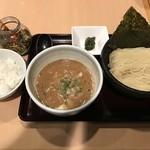 節極 - 【2016.11.15】節つけ麺¥700