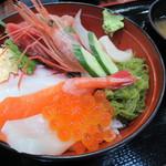 丼の店 おいかわ - 宮古海鮮丼