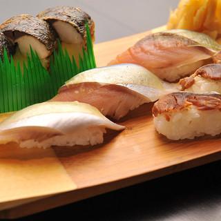 お寿司各種