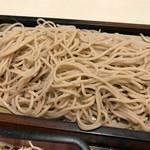 大戸屋 - せいろ蕎麦