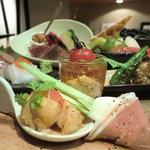 暖心 - お野菜がメインの彩心コース