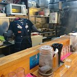 昭和歌謡ショー - 昭和歌謡ショー @庚申塚 カウンター5席だけの小さなお店です