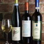 ダイニングバー ラピス - イタリア産白ワイン