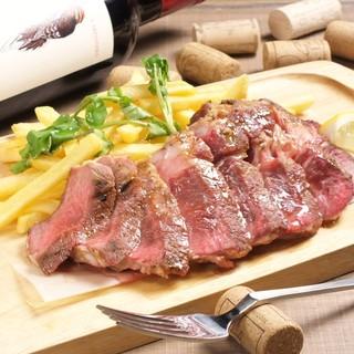 料理長厳選肉を最高の調理法で