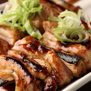 【超新鮮】朝〆の信玄鶏にとことんこだわっています