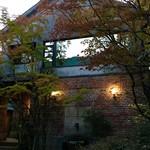 亀の井別荘 - 赤煉瓦の談話室