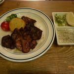 肉バル銀次郎 - 熟成牛タンステーキ100g