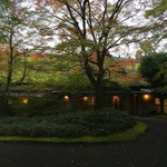 58959029 - 広大な庭園。