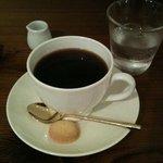 グリーンズ・コーヒー・ロースター - グァテマラ⇒ミルクを入れると好みの味になりました