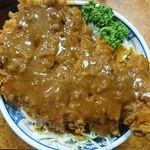 58960011 - デミソースカツ丼