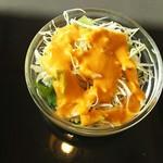 ラーニ - 料理写真:セットのサラダ