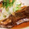 スパゲッティ&ピザ Buono - 料理写真:AUS産サーロインステーキ