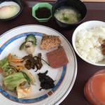 ホテルロイヤルマリンパレス石垣島 - 料理写真:和まとめビュッフェ
