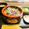 魚と創菜 いしまつ - 料理写真:いしまつ丼 味噌汁 漬物