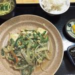 美ちゅら - ゴーヤーチャンプルー定食