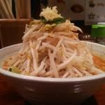 表裏 - 鷹の爪拉麺(\700)