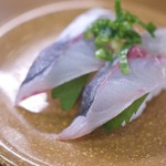 亀正くるくる寿司 - 料理写真: