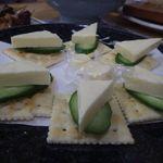 酒蔵十字屋 - チーズクラッカー