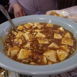 酒蔵十字屋 - 麻婆豆腐