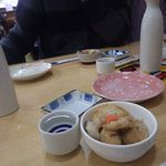 酒蔵十字屋 - 日本酒とお通し