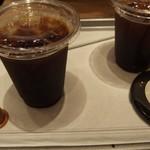 the 3rd Burger - (2016/10/23)Sセット(アイスコーヒー)