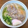 矢田うどん - 料理写真:肉うどん