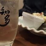 和バル kachisara - (2016/11/12)知多ハイボール
