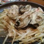太助 - 牡蠣バター炒め(秋)
