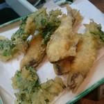 太助 - 野菜天ぷら(春)