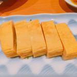 かき川 - 卵焼き(^^)
