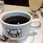 58976787 - コーヒー!!                       カップが可愛い。