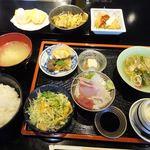 彩り料理 白和 - 料理写真: