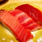回転寿司 魚河岸 - マグロづくし
