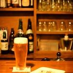 nemui - 生ビール¥600