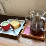 COFFEE HOUSE FIELD - パウンドケーキ、えべっさんブレンド(スチームパンク)