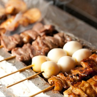 厳選の鶏肉、熊野地鶏!