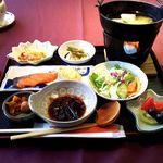 モンマルシェ - 料理写真:朝食