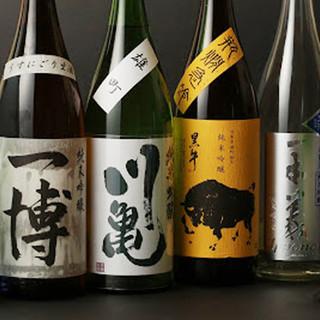 唎酒師が推薦する、今が旬の日本酒たち