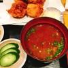 和菜酒だいにんぐみなみ - 料理写真:日替わり 唐揚げ定食1050
