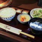 GON - カルビ&牛タンセット☆