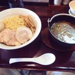 58983865 - 特製つけ麺(880円) (2016年10月)