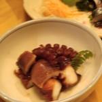 居酒屋 天うま - 蛸の柔らか煮