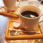 カフェ・マスミヤ - コーヒー