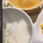 ポータル カフェ アキバ - とても美味しかったご飯
