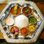 58986617 - Chettinad Non Veg Meals  Lunch Course¥3300