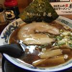 58987903 - 醤油ラーメン 750円