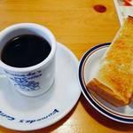 コメダ珈琲店 - ブレンド&モーニング