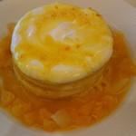 58991698 - オレンジソースが美味しかった(*^^*)