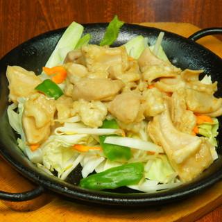 【豊富な鍋料理】
